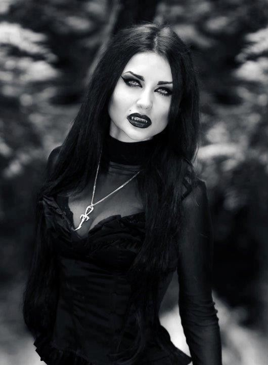 Phrase matchless... Hot vampire goth girl
