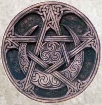 Pentacle celtes