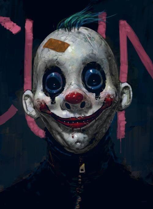 Clown Evil Page 2