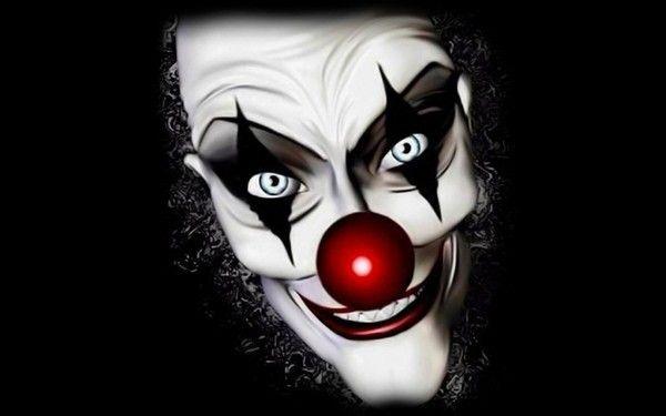 Clown evil - Comment faire un maquillage de clown qui fait peur ...