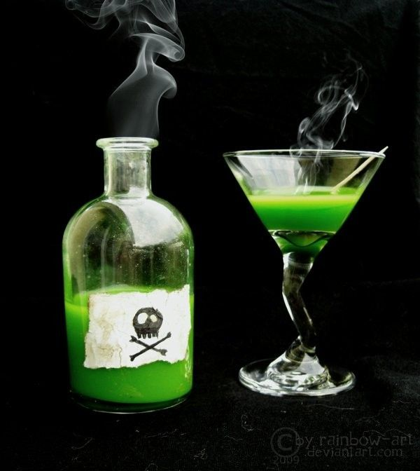 how to make a potion of poison