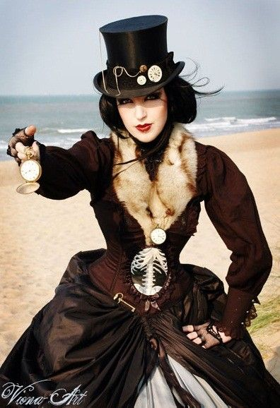 Fabuleux steampunk photo QP78