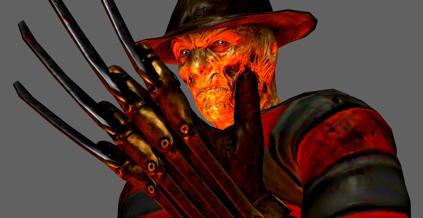 Mortal Kombat Freddy Krueger Vs Jason Freddy krueger   partager Mortal Kombat Kratos Vs Freddy Krueger